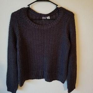 Womens Roxy gray sweater